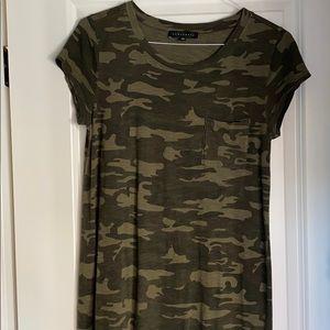 Santuary Camo T-Shirt Dress